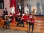 Kalėdinis koncertas mokinių tėveliams 2010