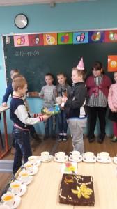 Norto gimtadienis