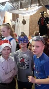 Sulaukėm Kalėdų Senelio