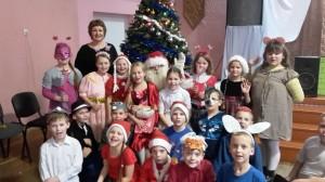 Su Kalėdų Seneliu