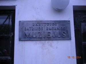 Židikai. Šatrijos Raganos muziejus