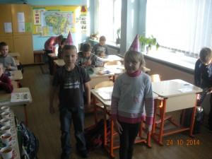 Aidijos ir Viliaus gimtadieniai