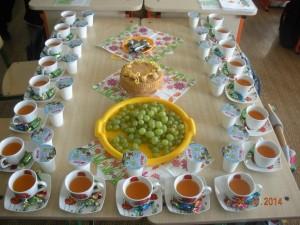 Vaišių stalas